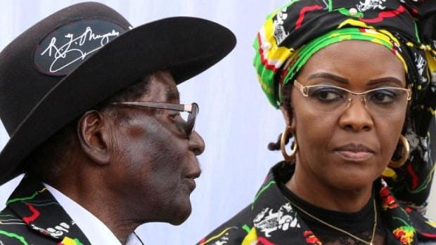 Grace Mugabe veut divorcer — Zimbabwe