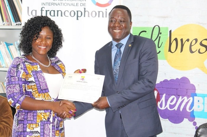Entrepreneuriat: l'OIF accompagne les jeunes togolais