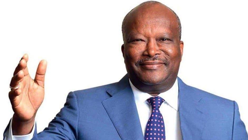 Burkina: Roch Kaboré veut limiter le nombre de mandats présidentiels