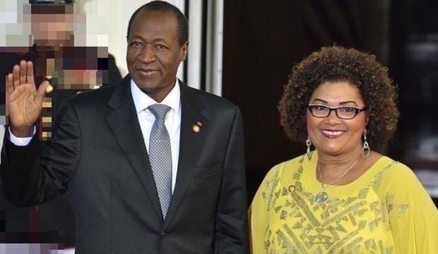 Blaise Compaoré, le plus branché des anciens présidents (vidéo)