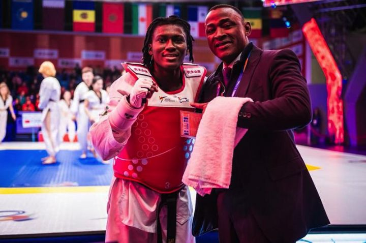 L'Ivoirienne Ruth Gbagbi s'offre «l'or» au 1er Grand Slam de la World Taekwondo