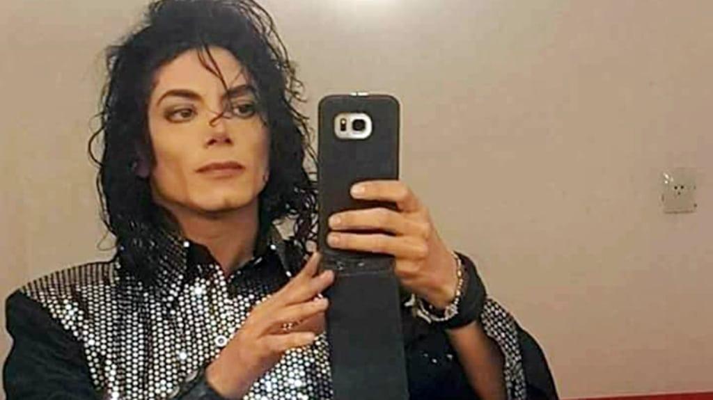 Sergio Poli: plus qu'une sosie, une réincarnation de Michael Jackson (photos)