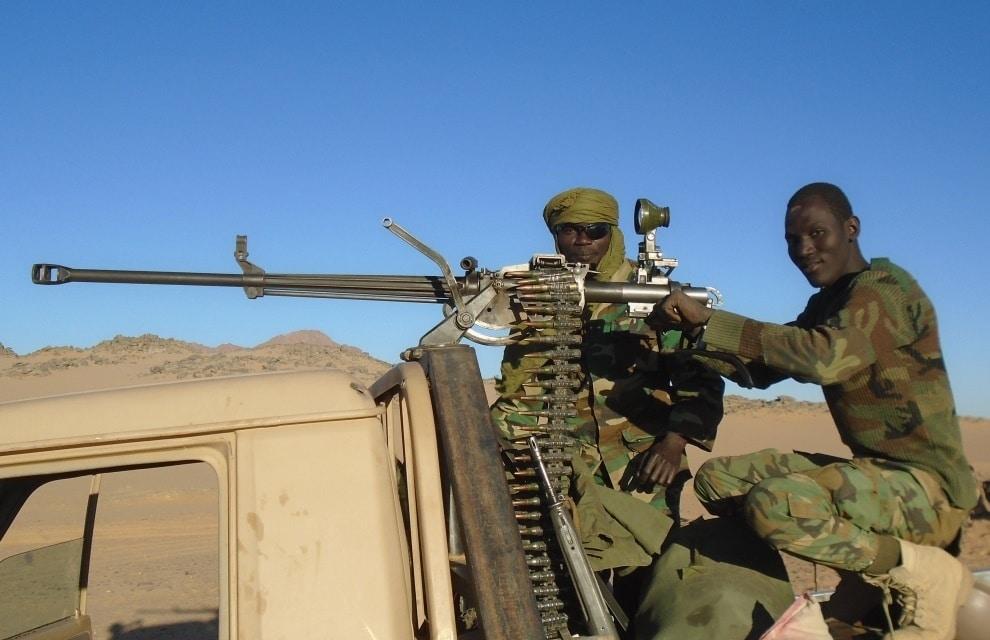 Ahmed Mohamed, le nouveau chef d'état-major des Forces armées nigériennes