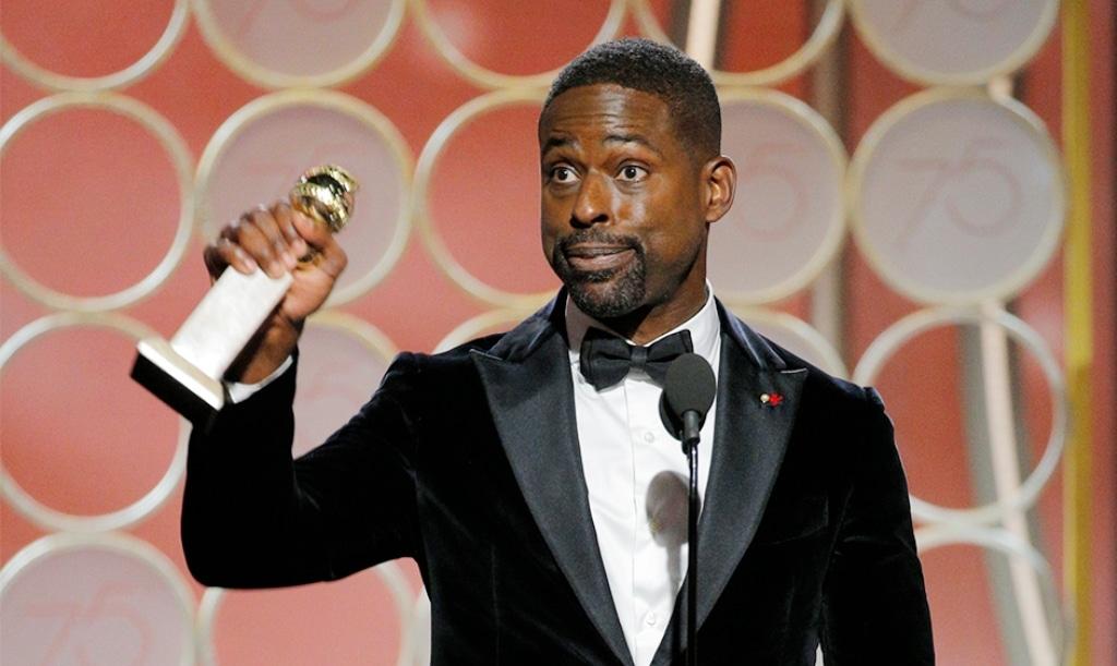 Sterling Brown, le premier acteur noir distingué aux Golden Globes Awards