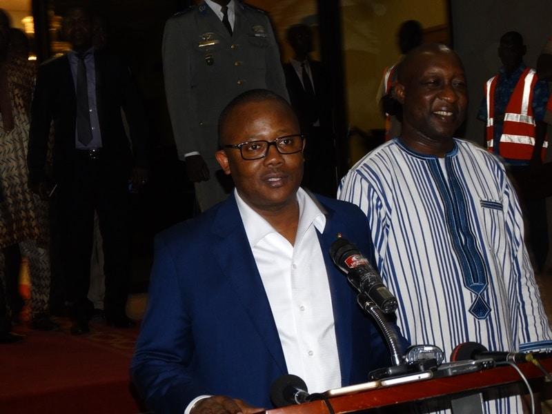 Le Premier ministre Umaro Sissoco Embaló présente sa démission — Guinée-Bissau