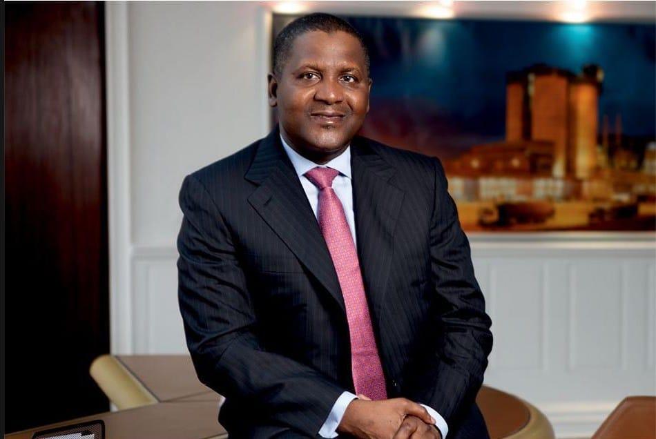 new product 5f5e8 bc287 Pour la 7 e fois consécutive, le richissime homme d affaire Nigérian Aliko  Dangote s adjuge la première place du classement annuel Forbes des plus  riches ...