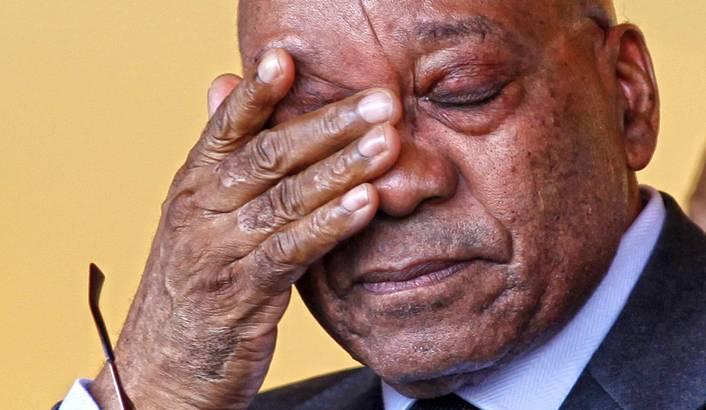 Vers un départ de Zuma — Afrique du Sud