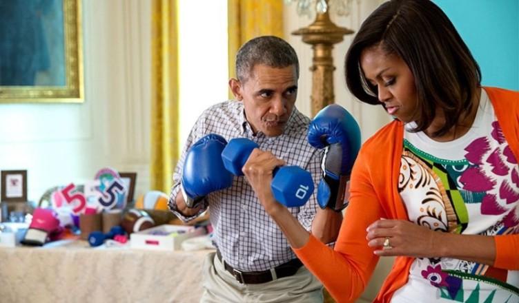 Barack_Michelle Obama