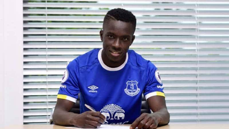 À Gana GuèyeLié Success 2022 Idrissa Jusqu'en Africa Top Everton wX8P0Okn
