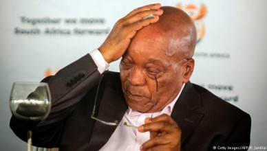 Jacob Zuma,
