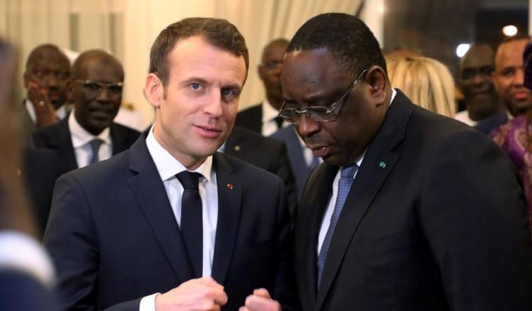 Sénégal : Macron marche sur les eaux à Saint-Louis