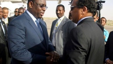 Senegal Mauritanie