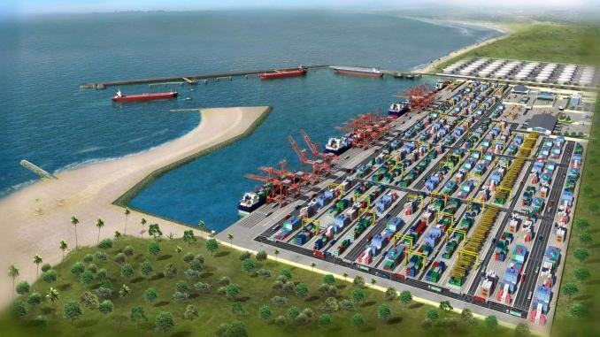 Le plus grand port d afrique se construit au nigeria africa top success - Le plus grand port en afrique ...