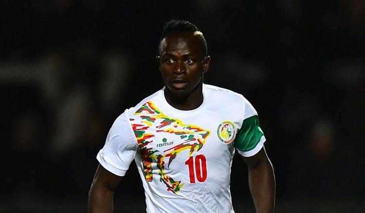 087d893797 Football: Sadio Mané signe un contrat de 524 millions de F CFA avec  l'équipementier New Balance