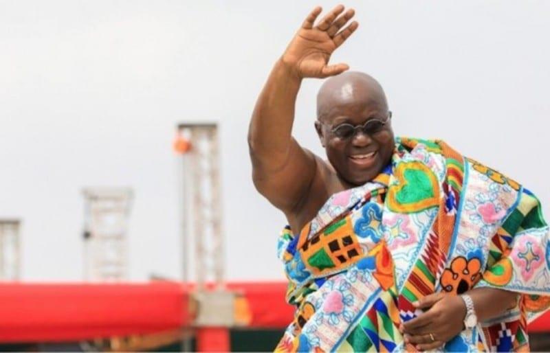Ghana : Nana Akufo-Addo réélu président !