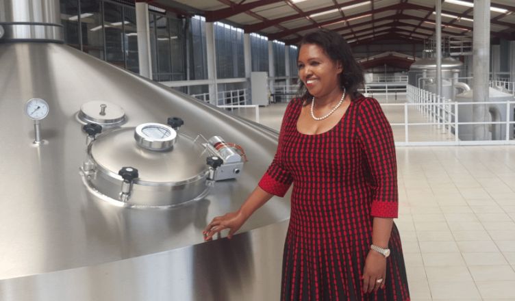 Sucre momie branchement Kenya