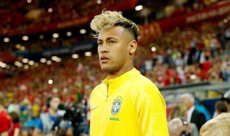 Mondial 2018 moqu sur les r seaux sociaux neymar for Coupe de cheveux de neymar 2014