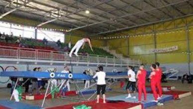 official photos db242 c0039 JAJ-2018 Gymnastique   La bonne récolte des gymnastes algériens