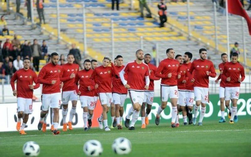 Mondial 2018: la FIFA inflige une amende de 56 000 euros au