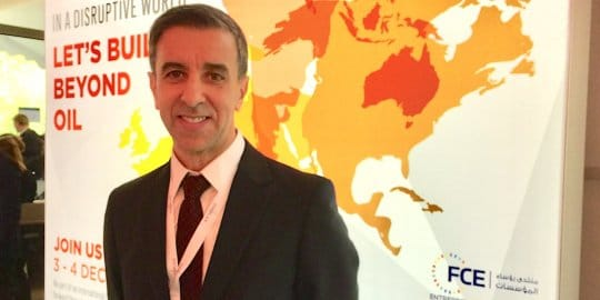 Iffparis Ali Haddad President Du Fce L Algerie Est La Mieux