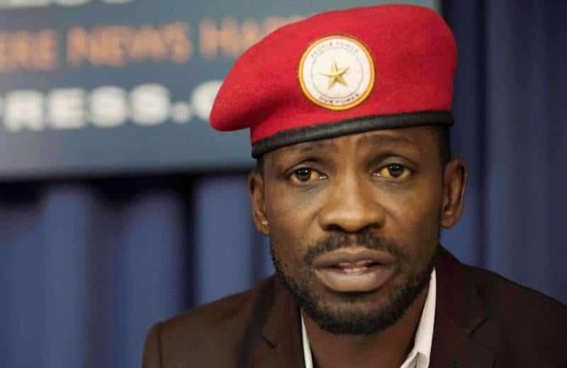 Ouganda: Bobi Wine n'est plus sorti de la maison depuis jeudi