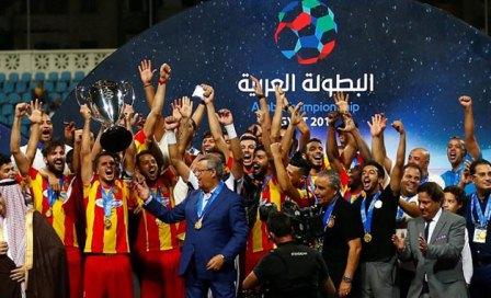 Coupe arabe des clubs champions 6 millions de dollars pour le club vainqueur africa top success - Resultat coupe des clubs champions ...