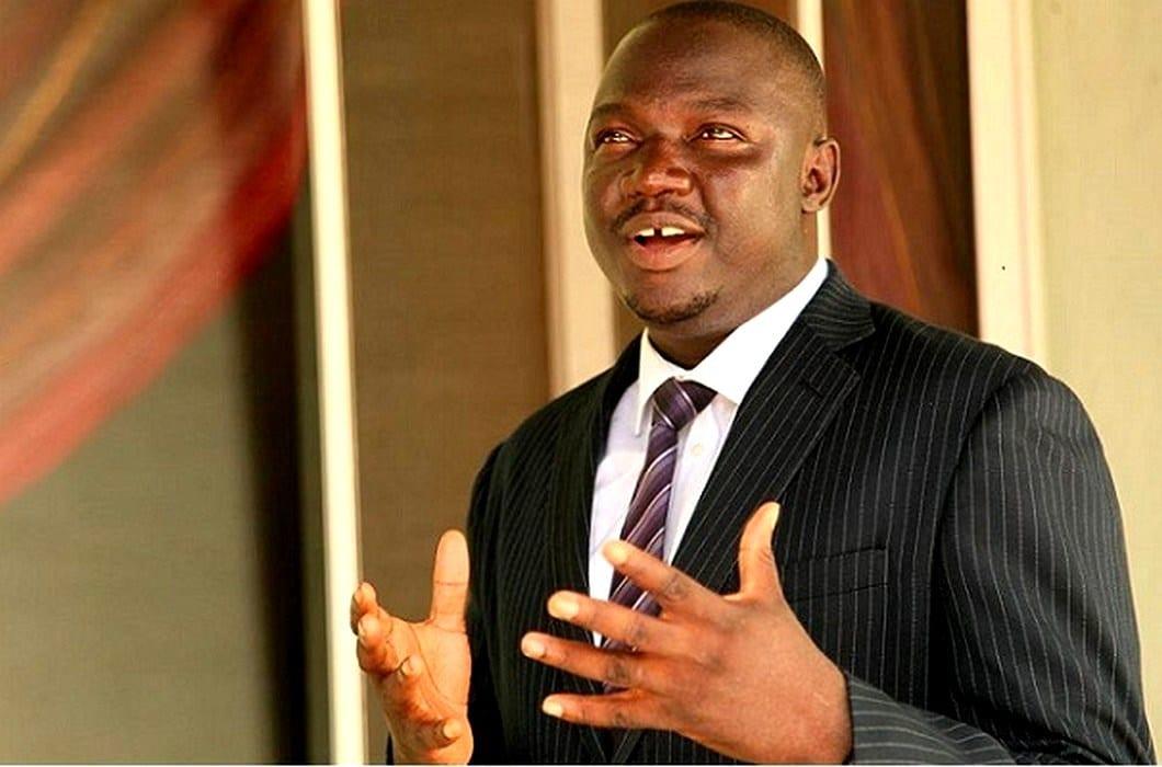 Présidentielle- Togo : Gerry Taama se confie à la presse