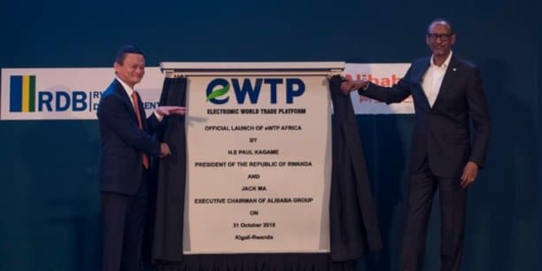 Rwanda Un Partenariat Inedit Avec Alibaba Africa Top Success