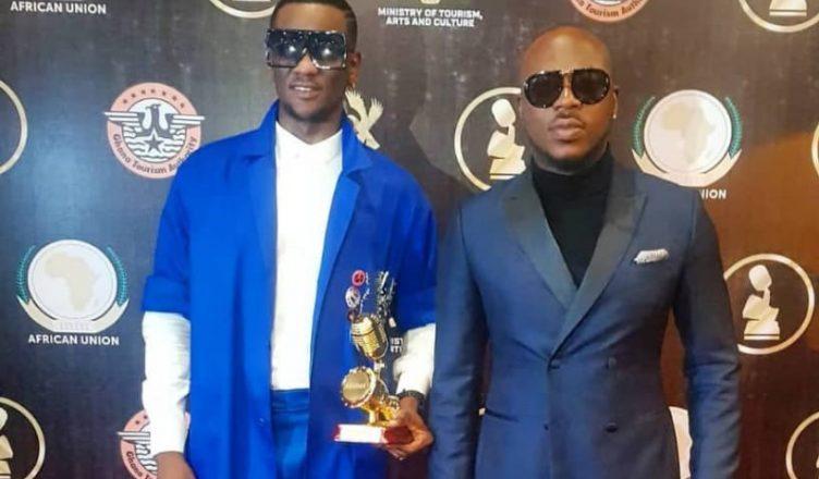 3d592dce7b36 Afrima Awards  Toofan sacré meilleur duo de l année