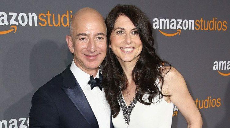 2b0b6e808b5fe Amazon  divorce Jeff Bezos et sa femme