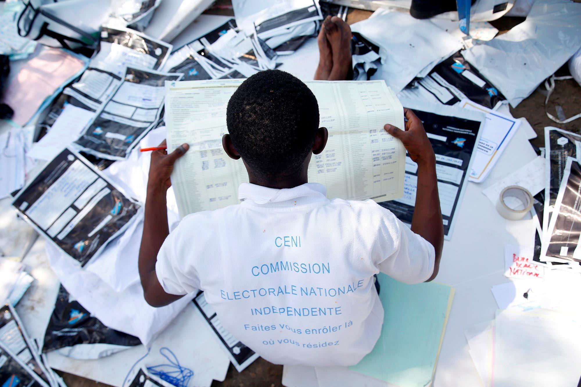 Pression Top Sur S'accentue Céni Africa Success RdcélectionsLa c351FKlJuT
