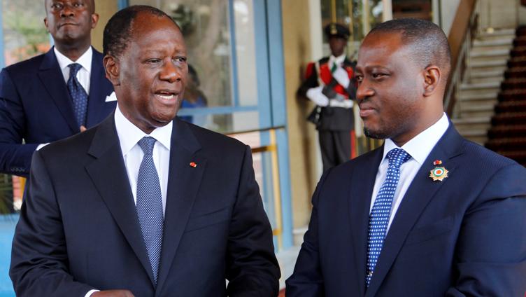 Cote D Ivoire Guillaume Soro Est Un Fils Un Peu Rebelle Dixit