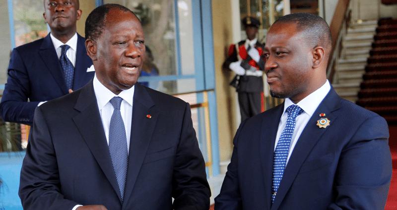 Allassane Ouattara : «Guillaume Soro, c'est mon fils»