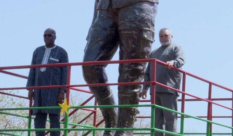 big sale df5ea 1982e Burkina  le mémorial Thomas Sankara enfin dévoilé (photos)