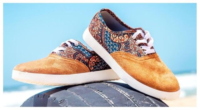 promo code 97989 2ebca Congo  les chaussures made in Congo mis en avant