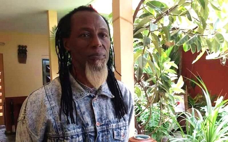 Prof Togoata Apedo-Amah fait sa lecture du rapport de la LTDH