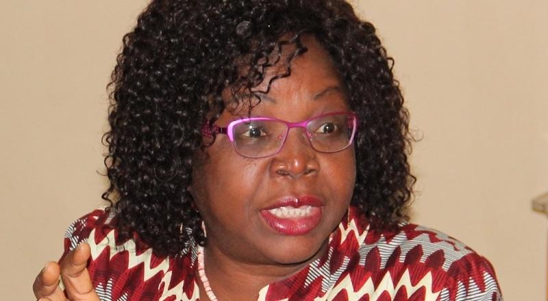 Présidentielle au Togo : « Il n'y aura pas de 2è tour »,  Mme Adjamagbo