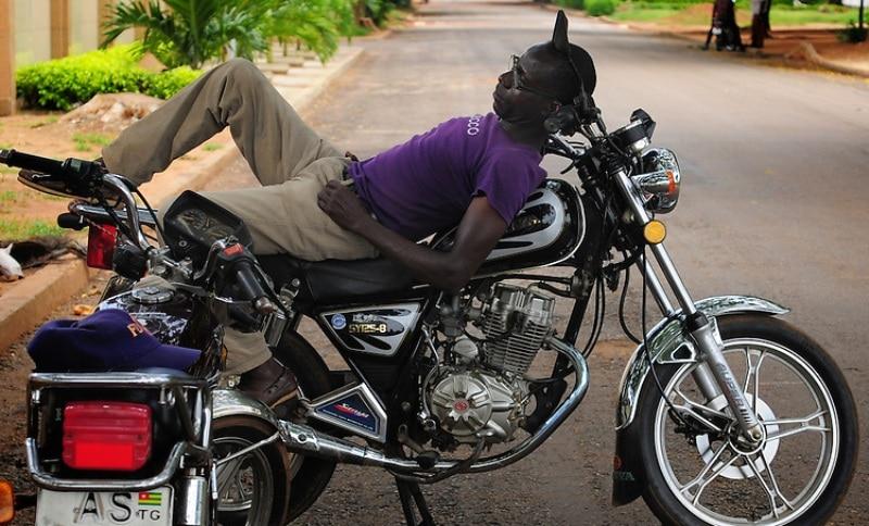 Togo : Covid-19, les «Zémidjan» en danger !