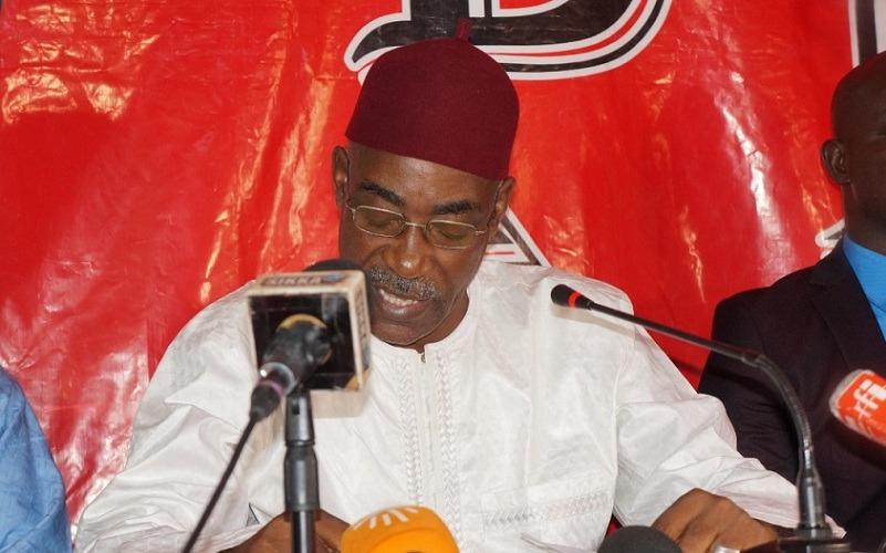 Togo: affaire d'insurrection, une 'tragi-comédie' selon le PNP
