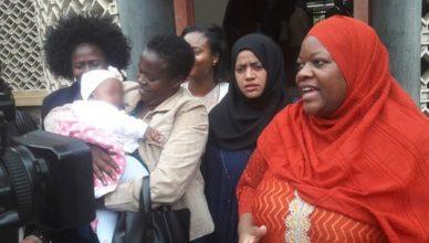 rencontres vieilles dames au Kenya