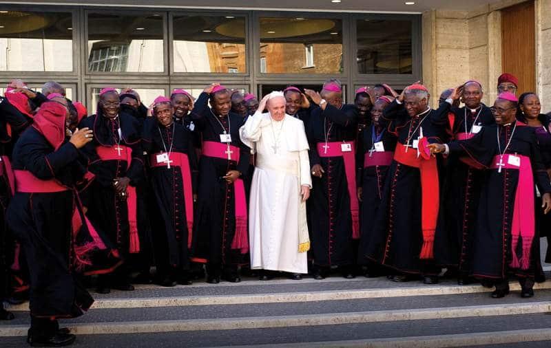 Vatican: 2 africains parmi les nouveaux cardinaux nommés par le pape