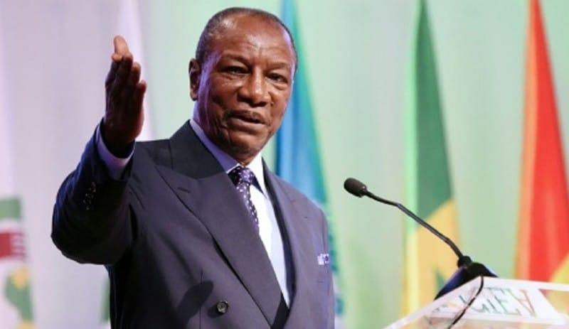 Guinée : Alpha Condé en route vers un 3è mandat ?
