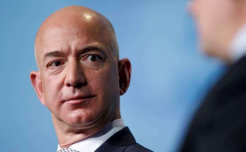 Jeff Bezos quitte la direction d'Amazon