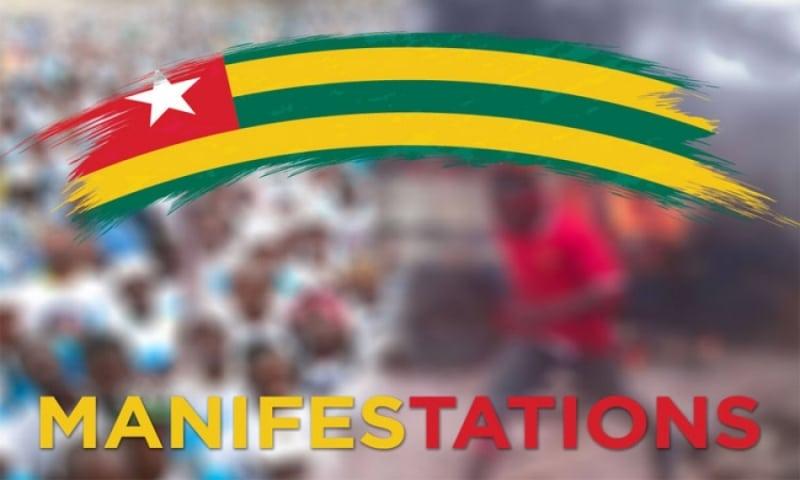 Togo : les forces démocratiques appellent à deux grandes manifestations
