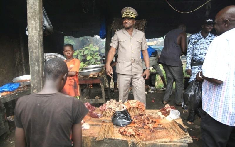 Côte-d'Ivoire : Vincent Toh Bi Irié, le préfet d'Abidjan séduit ...