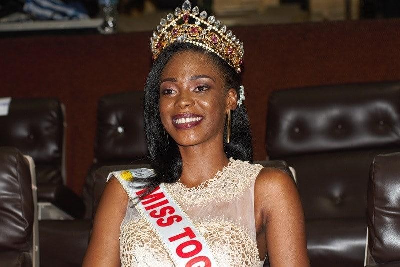 Cette raison pour laquelle Miss Togo 2019 soutient 'Téléfood'