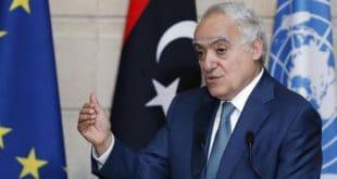 ONU: Ghassan Salamé s'engage pour la fin de la crise en Libye