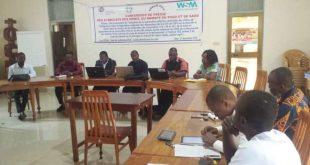 Togo : trois OSC réclament  l'adoption d'une convention collective du secteur des mines
