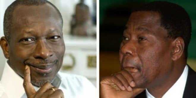 Bénin: Talon et Boni ne se sont pas vus, la raison selon un proche de Boni