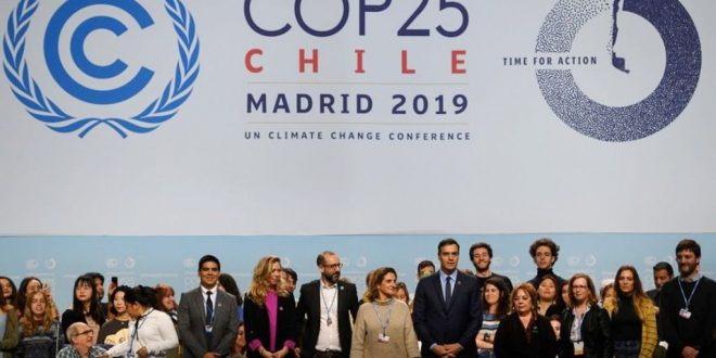 COP25 : les dirigeants du monde face à l'urgence climatique